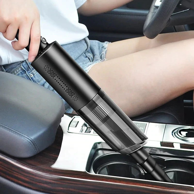 Wireless Portable Car 120W6000pa Strong Suction Mini Cleaner