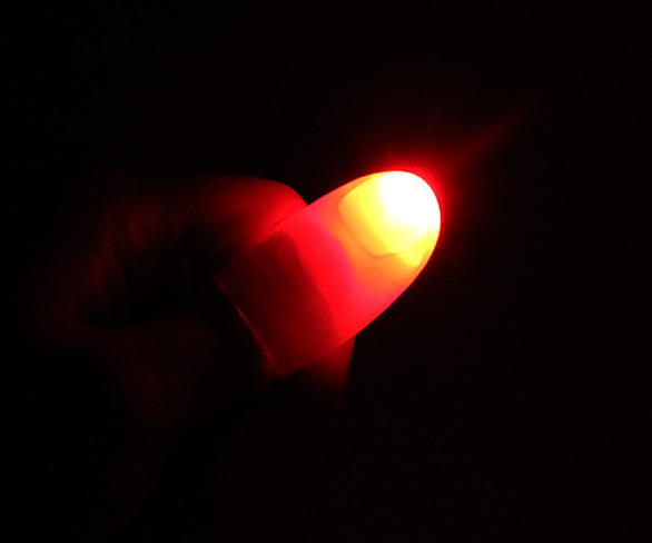 Magic Thumb Lights & 30% OFF Only Today - alejogand