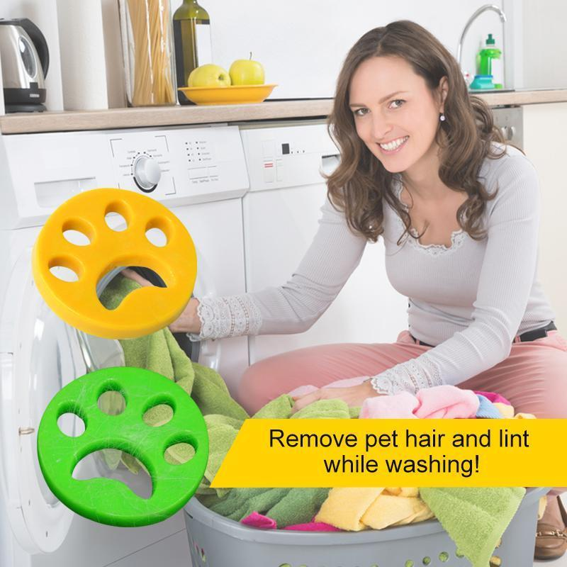 Higomore™ Warmday Pet Hair Remover for Laundry for All Pets
