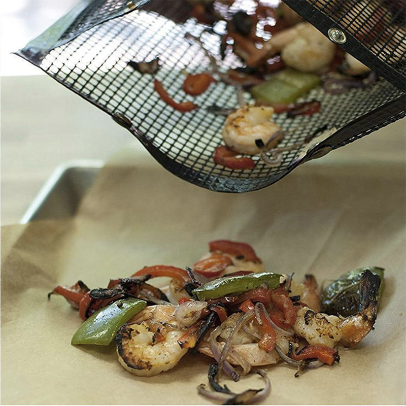 ✨NEW YEAR SALE 50%OFF-TODAY✨Reusable Non-Stick BBQ Mesh Grill Bags