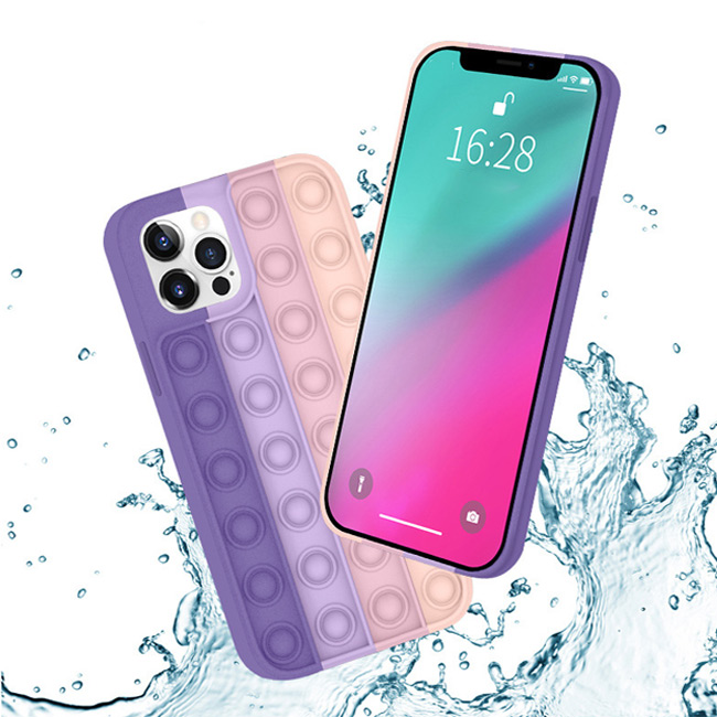 Pop It Fidget Phone Case