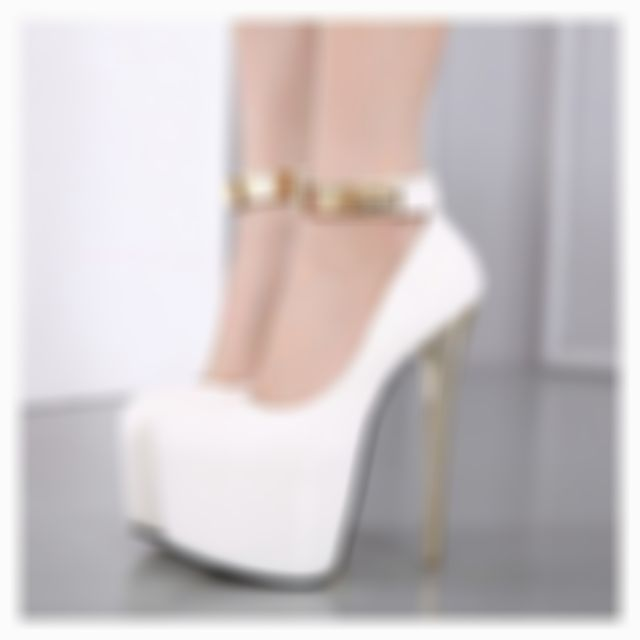 Trendy High Heel Shoes Hot Pink Shoes Wide Fit Nude Shoes