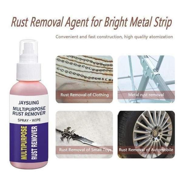 【Promotion】 Rust Remover Spray - 2020 Newest Version