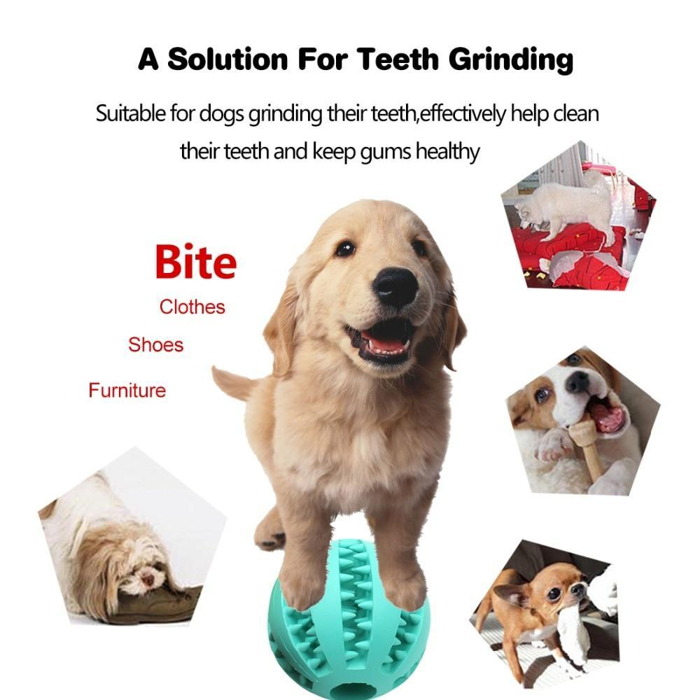 Ball Toys for Pet Tooth Cleaning/Chewing/Playing