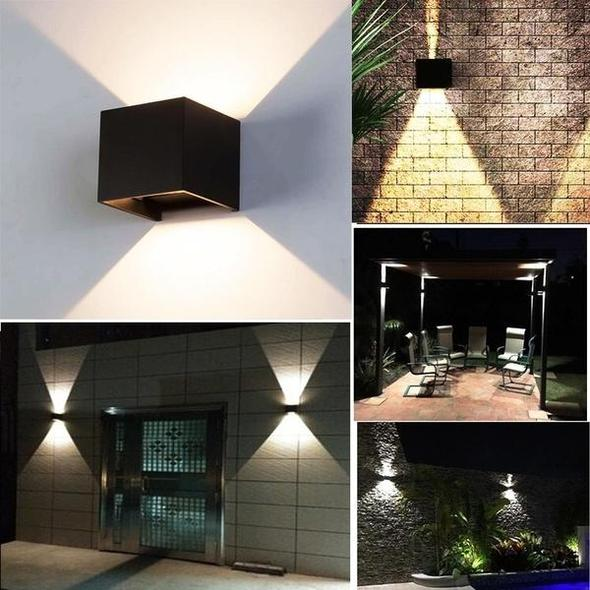 (LAST DAY PROMOTIONS- Save 50% OFF)Double-headed wall light