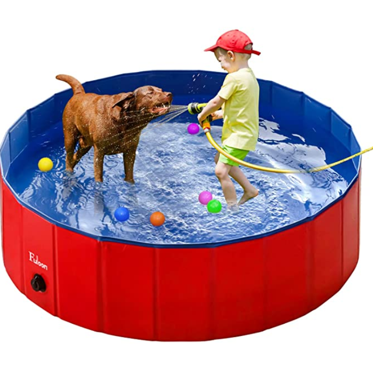 🥇( 60%OFF ) ✈Global orders arrive in 3-7 days--Portable Paw Pool