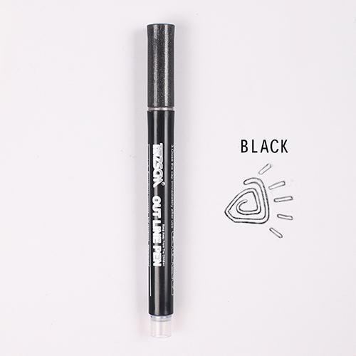 Gift Card Writing & Drawing Double Line Outline Pen, 8 Colors