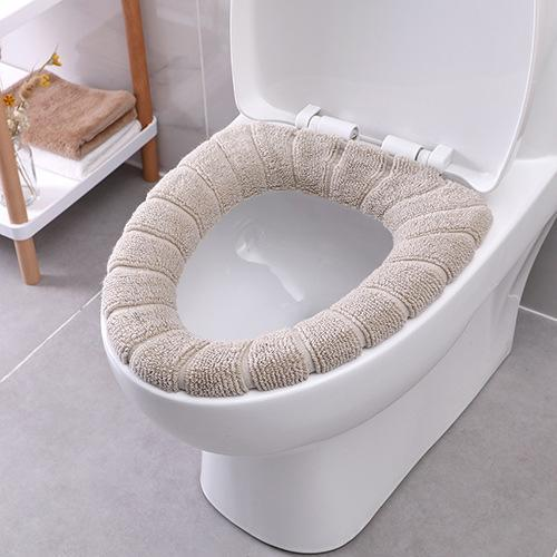 Fuzzy & Soft Toilet Seat Cover