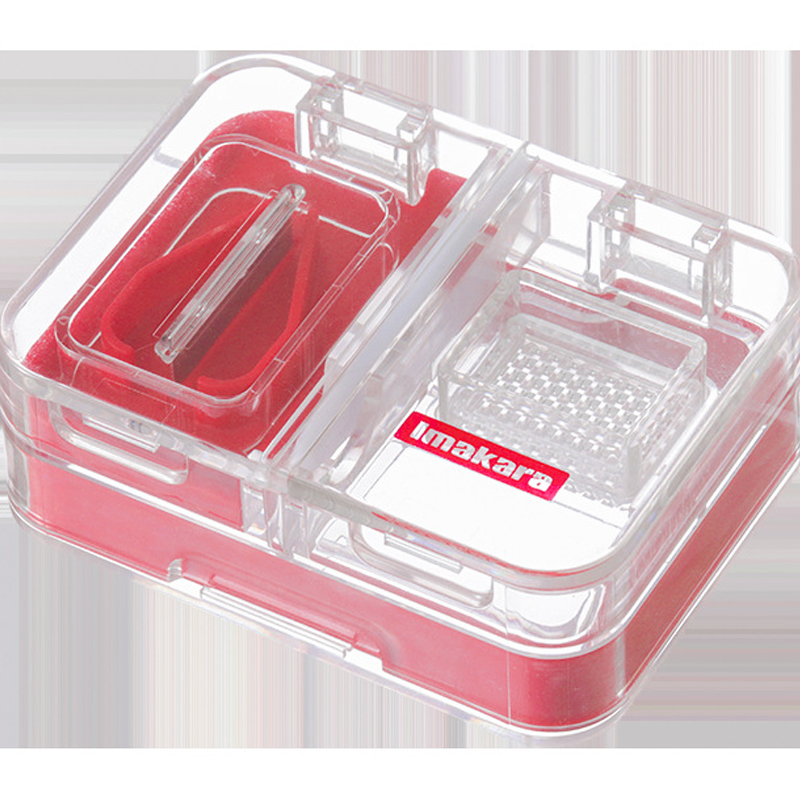 Multifunctional medicine cutting and grinding medicine box
