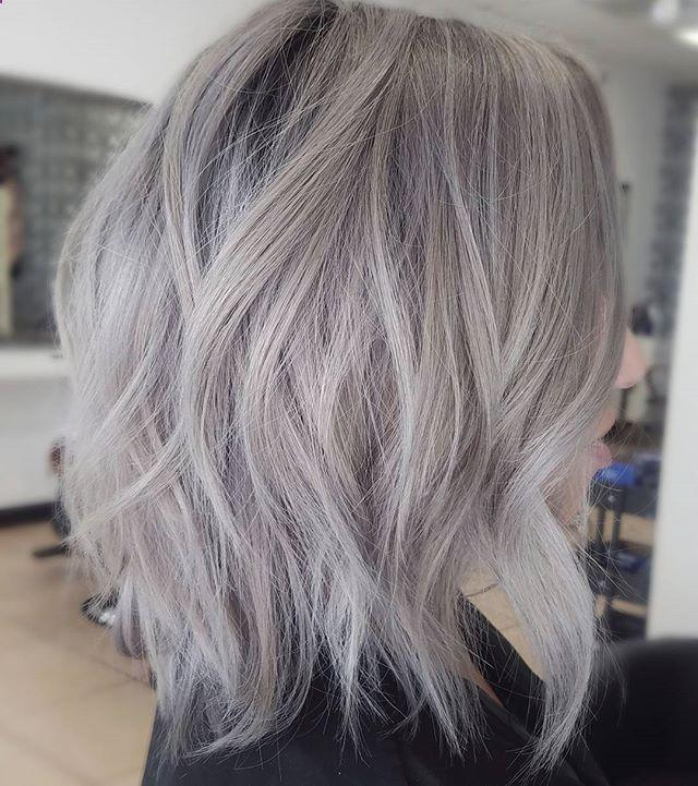 Gray Wigs Lace Hair Best Black Hair Dye For Gray HairHair Color To Cover Gray