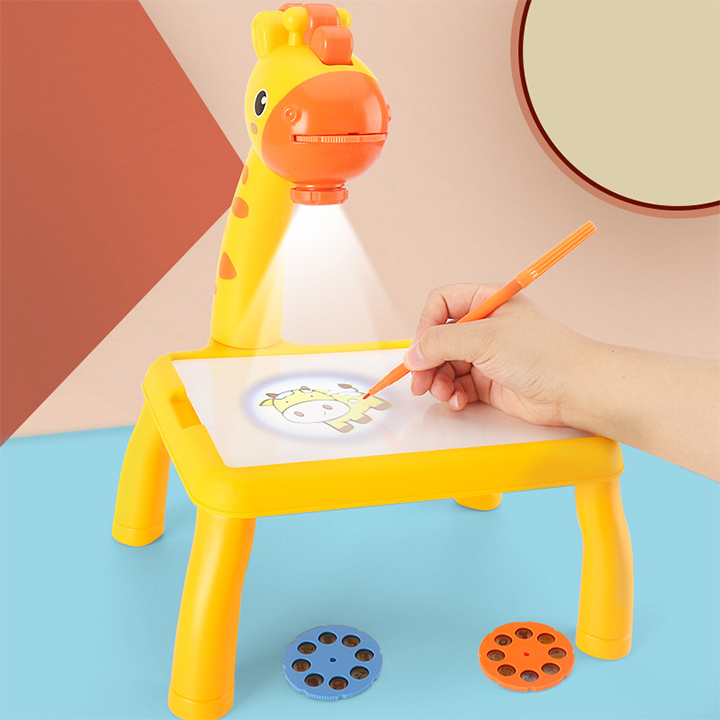 Cash on delivery—Children's projection painting machine