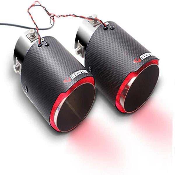 Buy 2 Free shipping-Universal Led Muffler