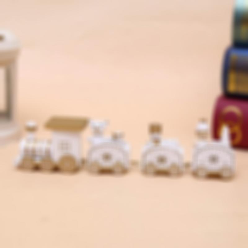 Christmas Woods Small Train[4 compartments]
