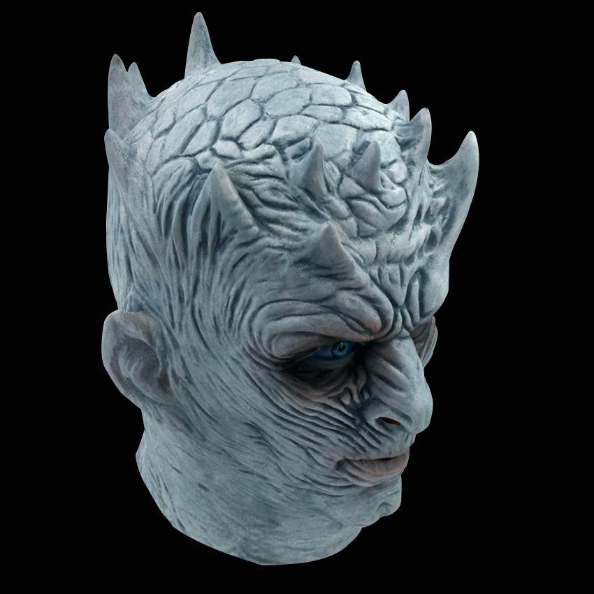 Game Of Thrones Halloween Mask Night's King Walker Face
