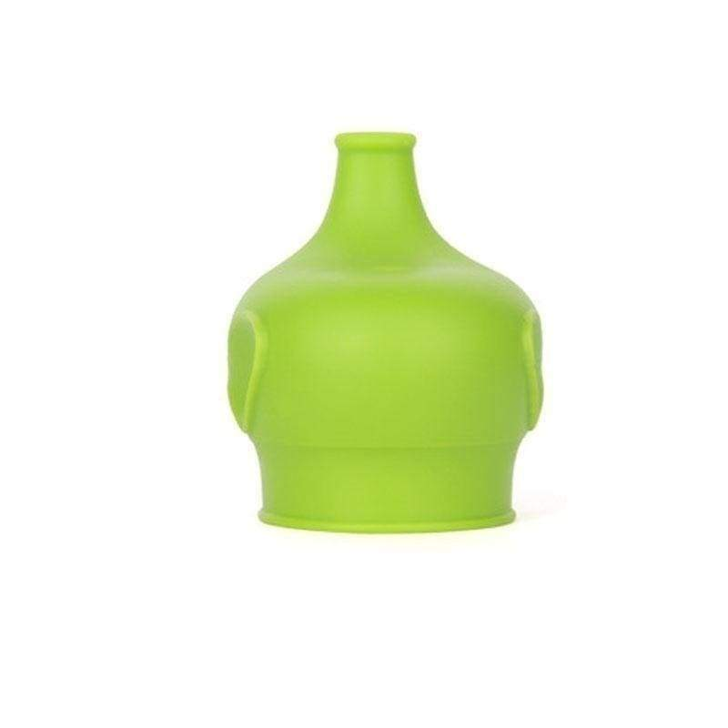 Safety For Kids  Silicone Sippy Lids - Make Most Cups a Sippy Cup Leak Proof
