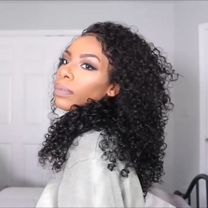 Special OFF   NEW FASHION  22 INCH CURLY WIG!