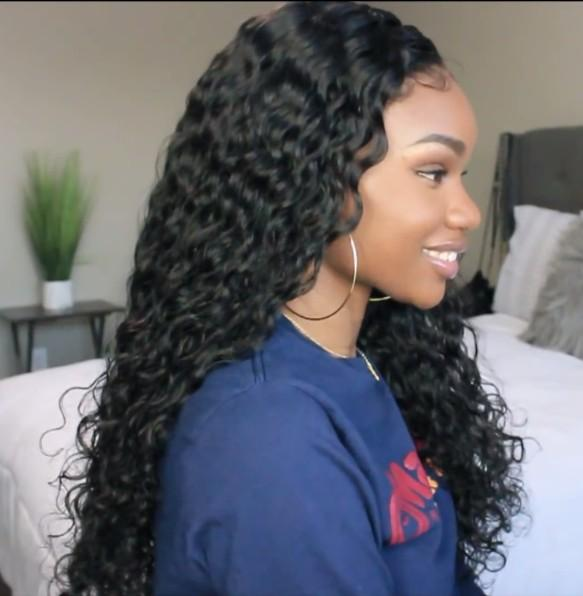 2019 NEW Super Natural Lace Front Wig