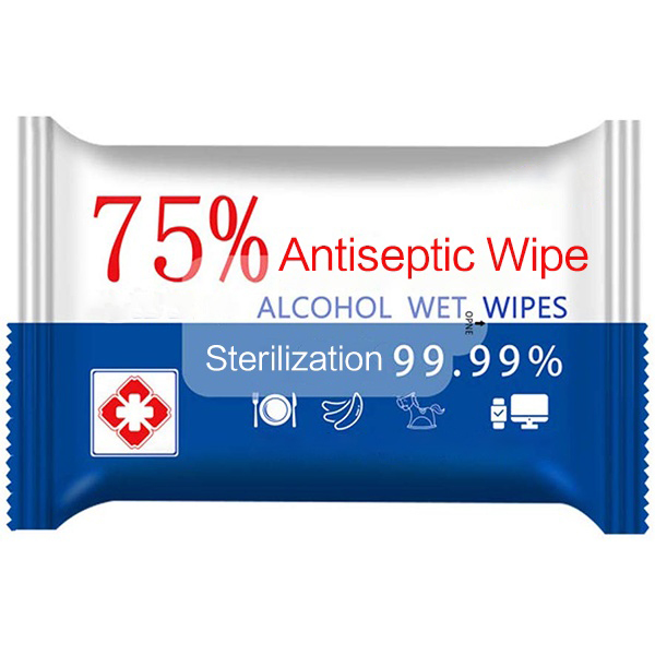 75% Alcohol Skin Care Wipes-Keep yourself more safe