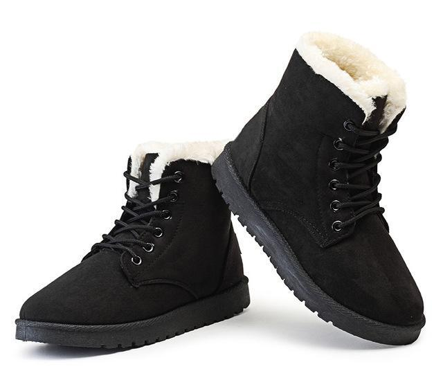 Women High Quality Warm Boots