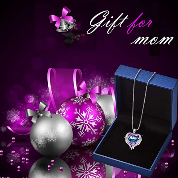 (Mother's Day)【50% OFF】Ocean Heart Necklace