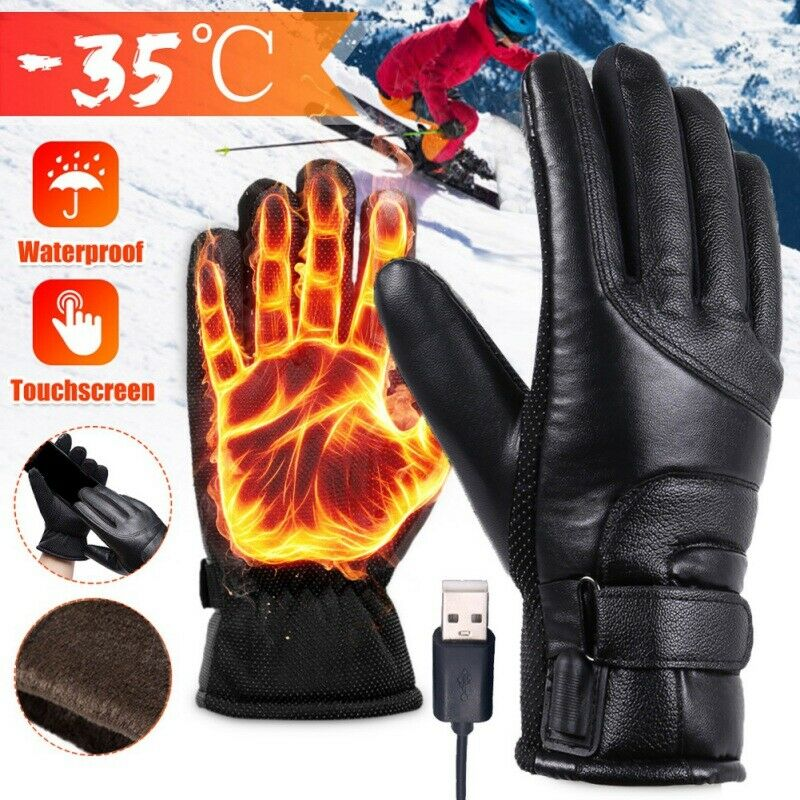 USB Electric Heated Gloves
