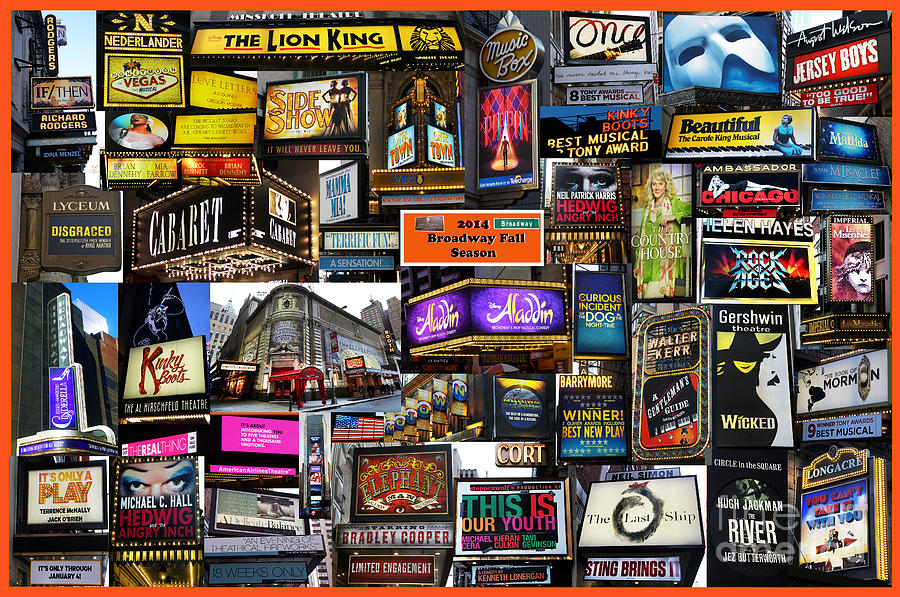 【BUY 2 FREE SHIPPING】Broadway post Jigsaw puzzle