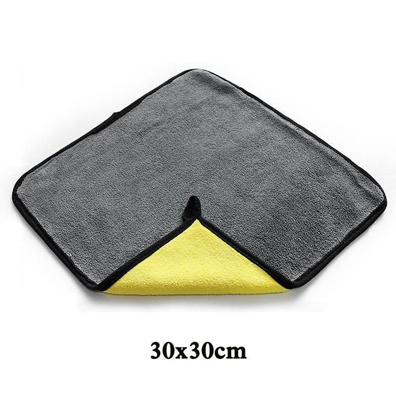 Super Absorbent Microfiber Car Cleaning Drying Towel