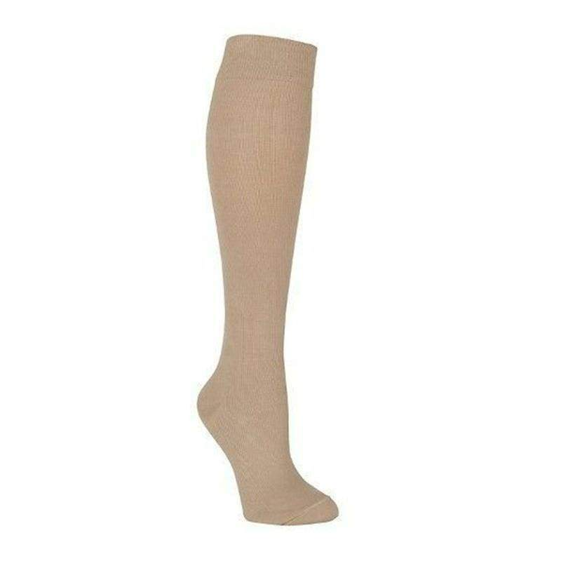 1Pair Unisex Compression Long Socks Women Men Pressure Varicose Veins Leg Relief Pain Knee High Stockings S-XXXL
