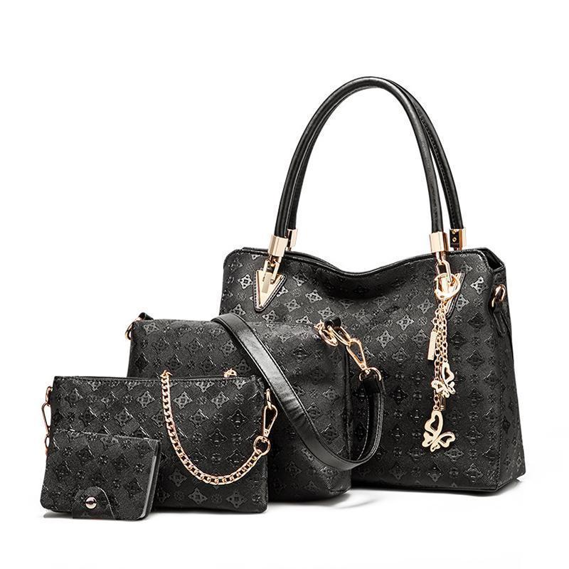 French four-piece set of luxury bags