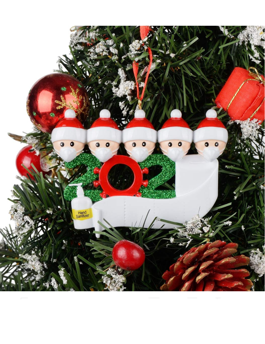 🌟Christmas Hot Sales🌟 2020 Dated Christmas Ornament