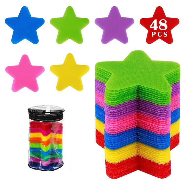 Today's Deal🔥ONLY $6.99🔥 Colorful Carpet Markers for Classroom