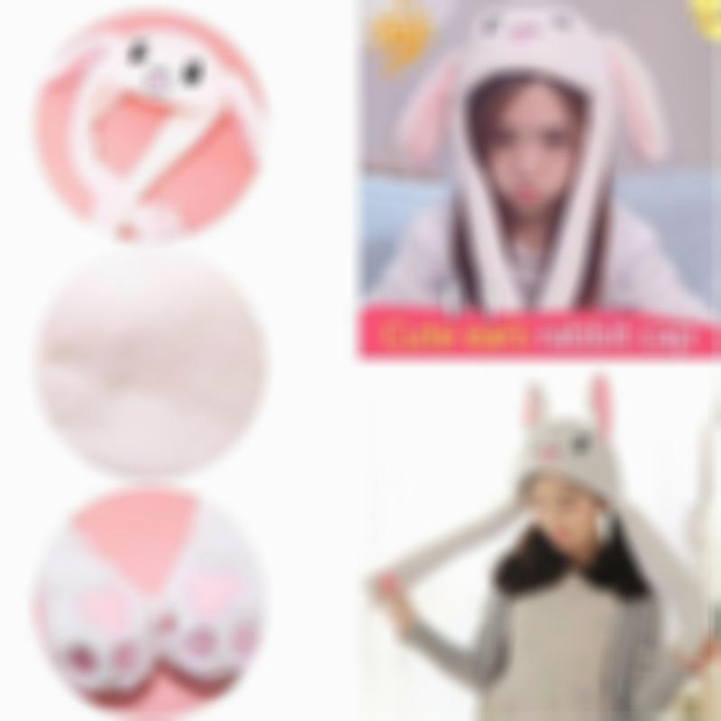 Moving Ear Bunny Hat