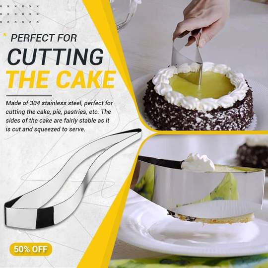 Cut Cakes Perfectly(Hot Sale)