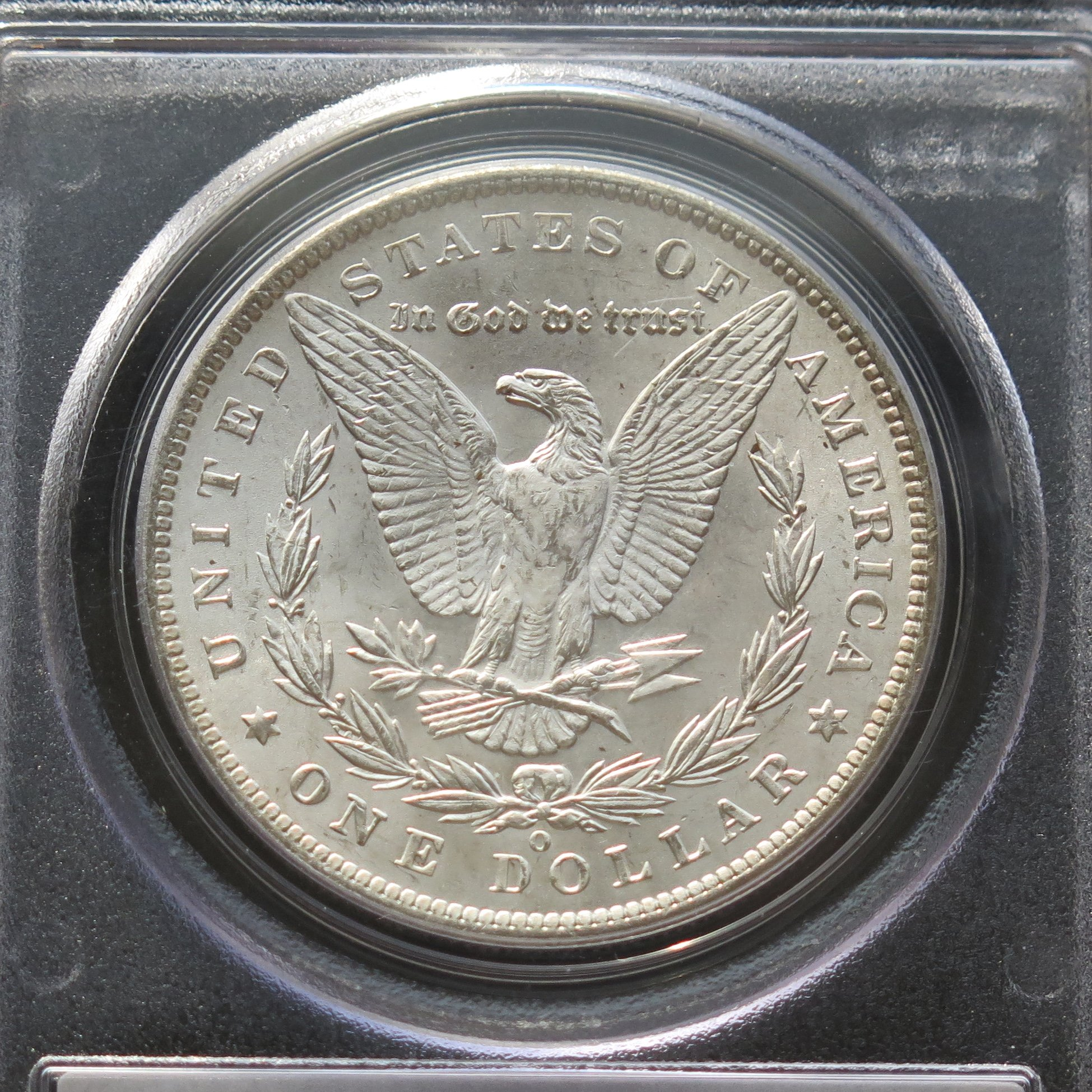 【Limited sale!!!】 1885 CC Morgan Dollar MS-64 PCGS