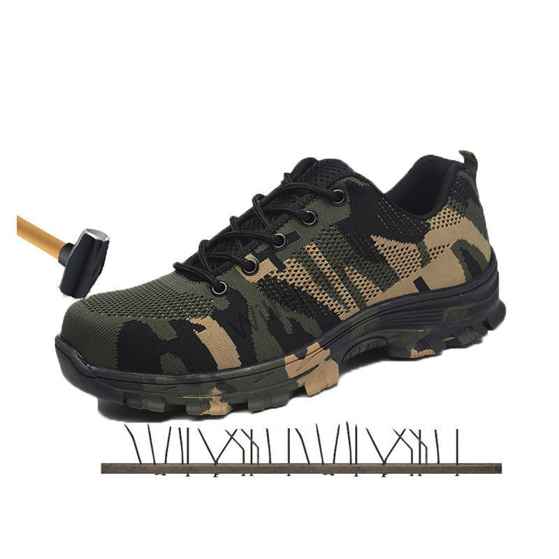 On Sale-Indestructible Shoes Military Work Boots