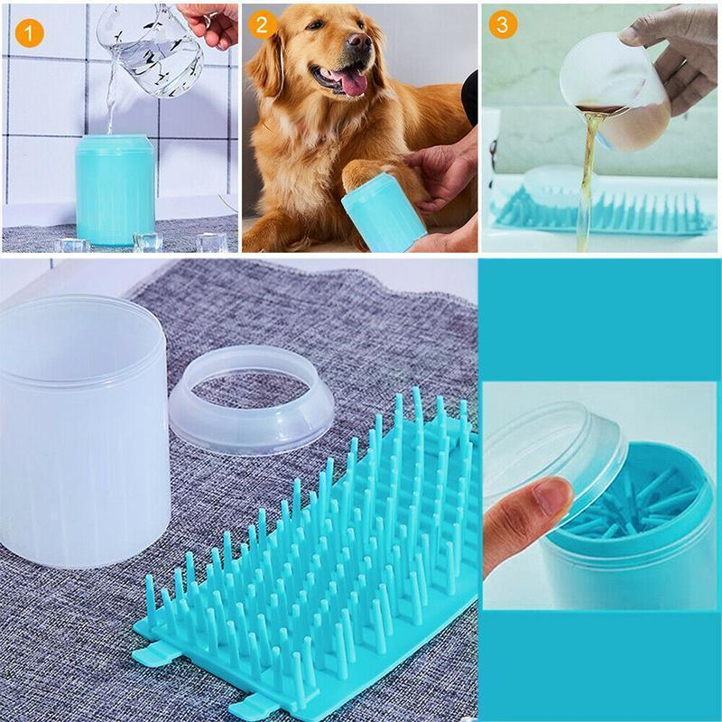 Higomore™ Magic Tubby Pet Supplies Dog Foot Washer
