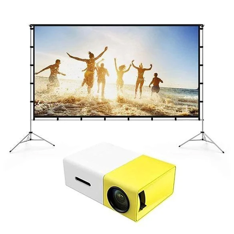Limited Sale 50%OFF - Portable Giant Outdoor Movie Screen