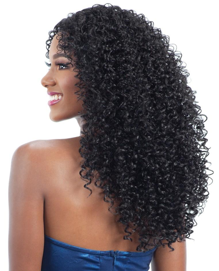 Model Model Synthetic Over Bang 5 Inch Lace Part Wig FANTASIA