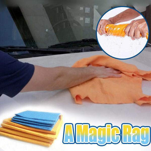 【Upgraded Version】 🤩A Magic Rag / Blue&Yellow - Can Quickly Absorb Water