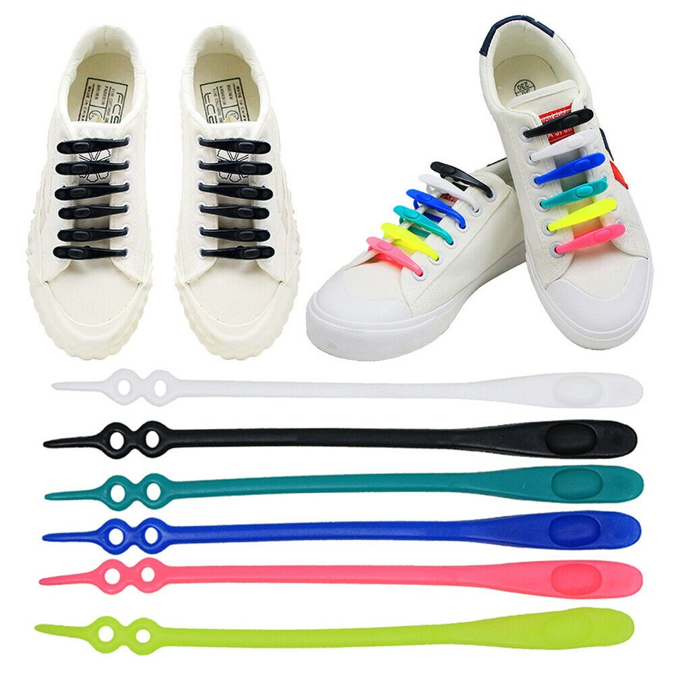 Lazy Shoe Lace(12pcs Just Fit A Pair of Shoes)-Limited Time Special Offer!