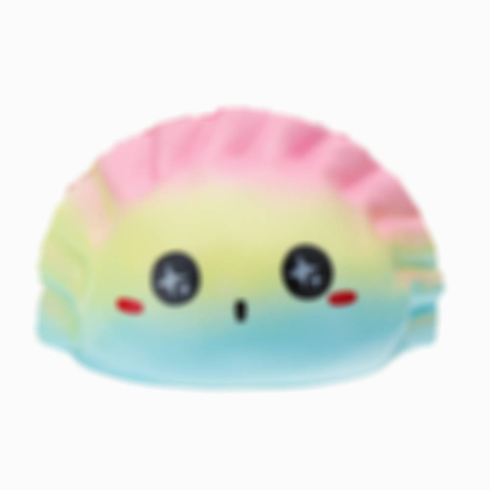 Dumplings Squishy 12*7*7CM Slow Rising With Packaging Collection Gift Soft Toy