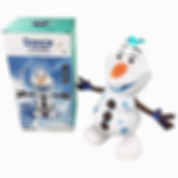 (50% OFF Today)-Electric Dancing Music Snowman Toy