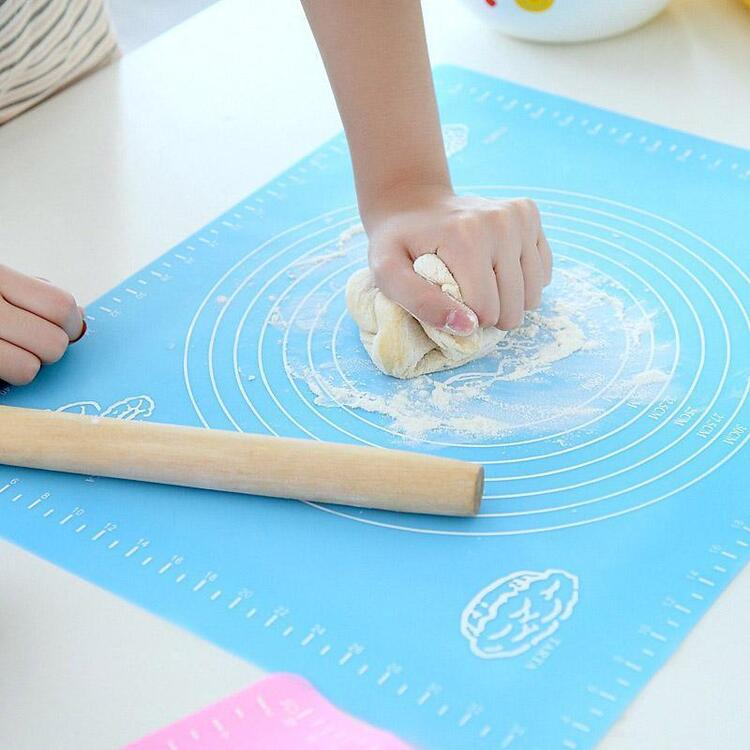 (🎄Early-Christmas Flash Sale🎄-48% OFF)Non-Stick Pastry Mat(Buy3 get 1 free+free shipping!)