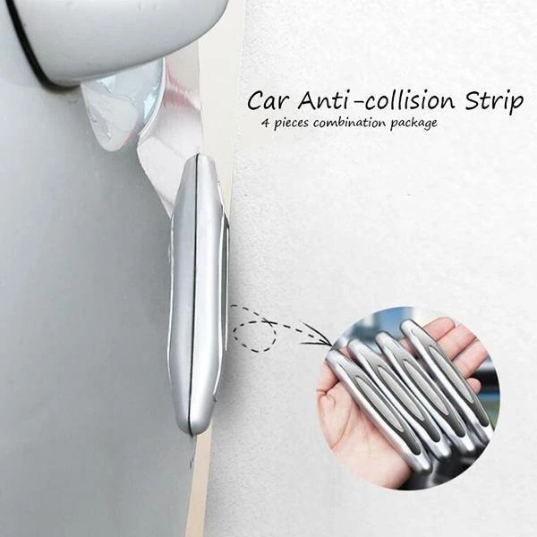 (🔥TODAY HOT SALE-50%OFF)Car Anti-collision Strip-Buy 4Set Free Shiping