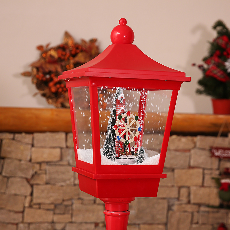 🔥$19.99 Only Last 2 Days🔥Snowing Music Christmas Lights