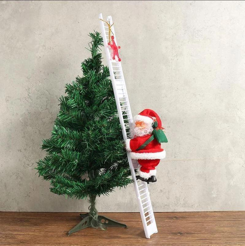 Climbing Santa Claus Toy🎅Today 50% Off🎅