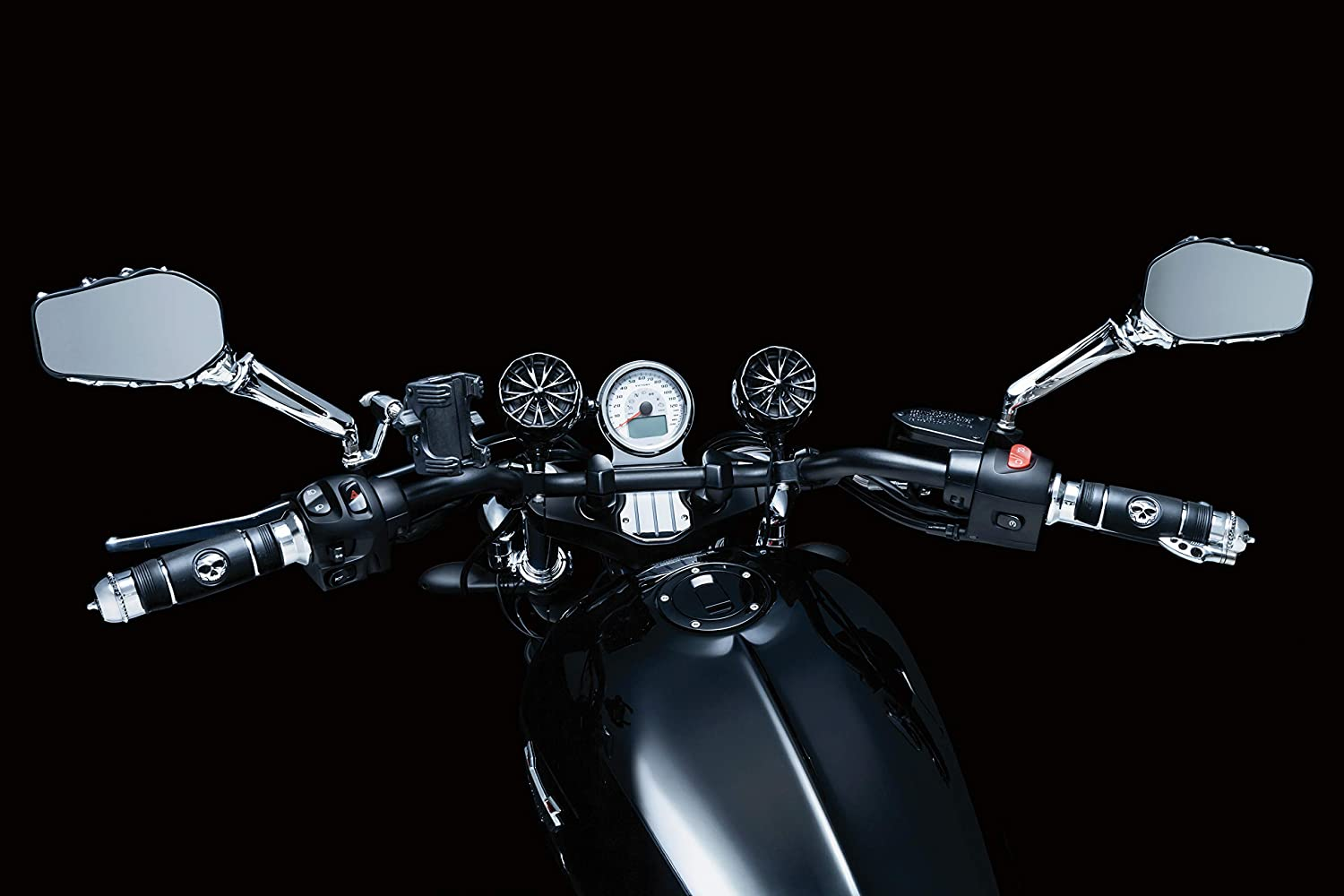 Ghost Claw Motorcycle Rearview Mirror