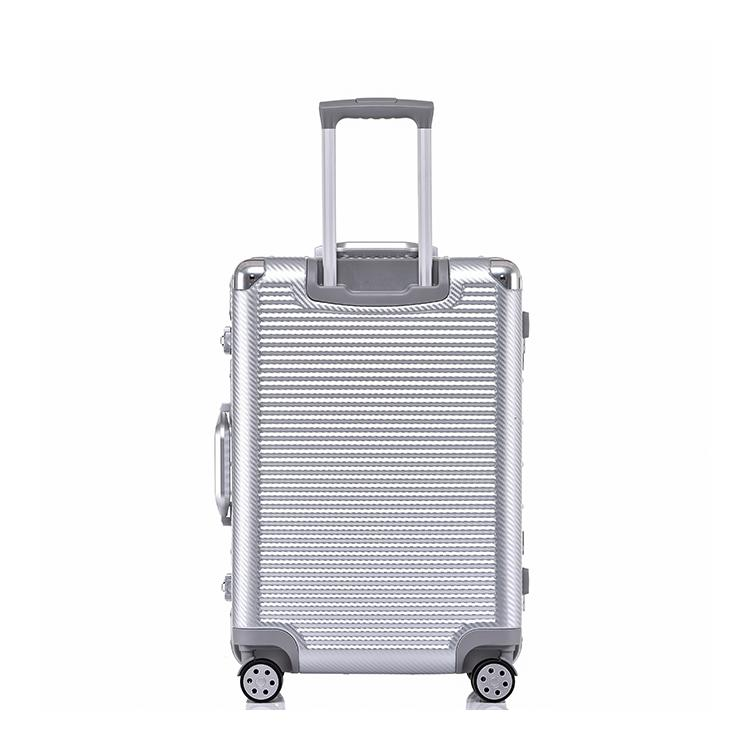Tie Rod Is Firm Polycarbonate Steel Suitcase President Suitcase roller bag-1.9