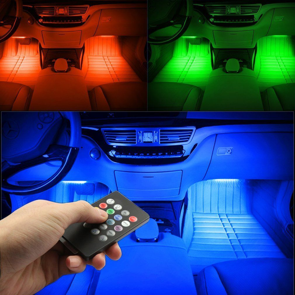 Buy 1 Save 30% - Automobile atmosphere lamp