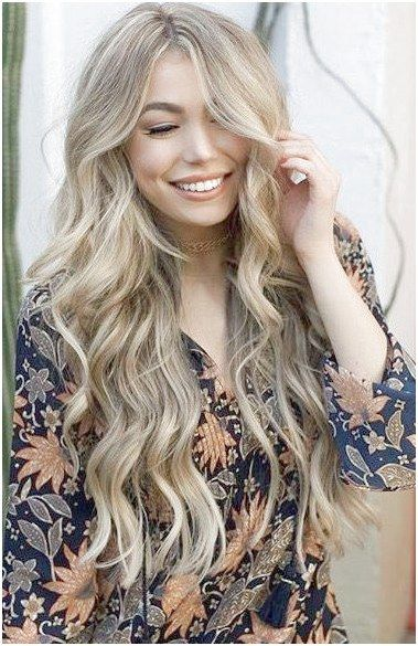 2020 Fashion Blonde Wigs For White Women Brassy Hair Natural Platinum Blonde Golden Blonde Lace Front Wigs Dark Blond Highlights Blond Silver Hair Lace Frontal Wigs